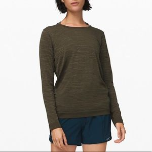 lululemon🍋 • swiftly relaxed long sleeve tee